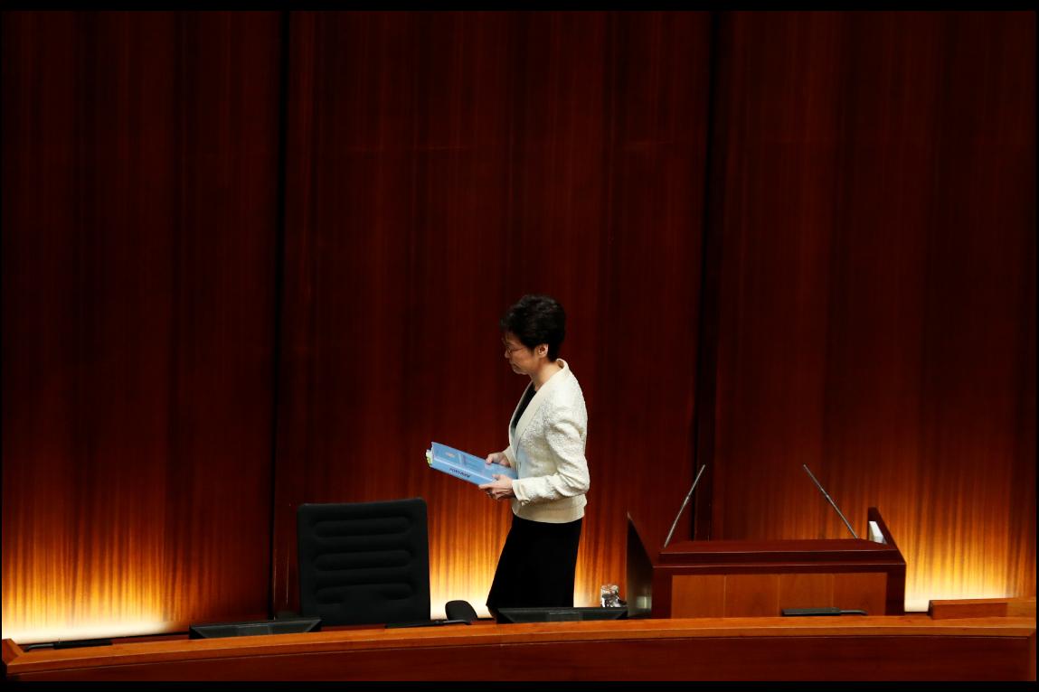 北京擬撤換林鄭月娥?港資深大律師稱 違反基本法