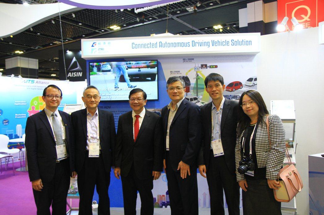 全球智慧運輸界最大年度盛會-第26屆智慧運輸世界大會,21~25日在新加坡新達城...