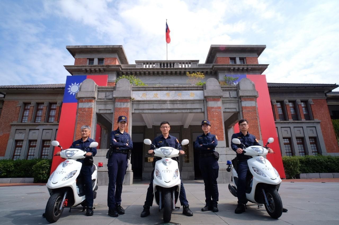 當警察最堅強的後盾 竹市府專款補助警察健檢
