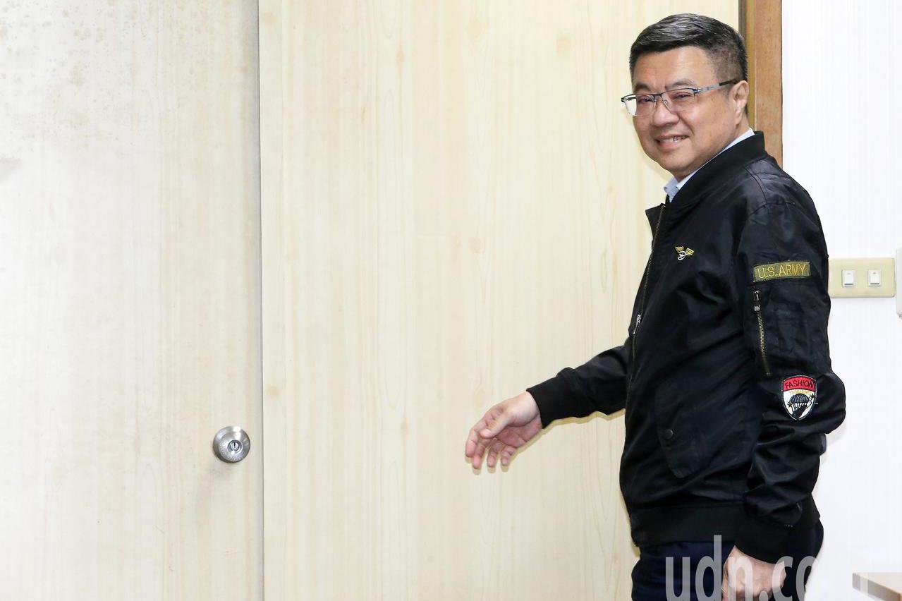 影/卓榮泰:不分區立委提名委員會名單今天一定要通過