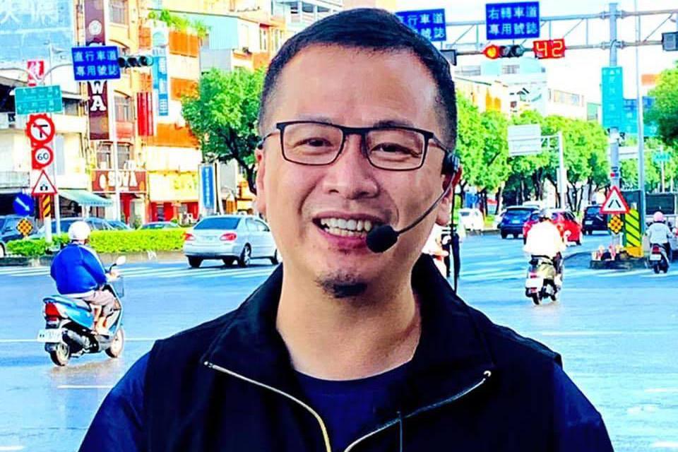 台北市議員羅智強。取自臉書