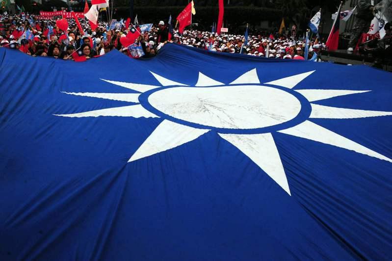 美國智庫「全球台灣研究所」發布報告指中國大陸以複雜多樣的作法干預台灣選舉,且聽說有台商在大陸的要求下捐款國民黨。法新社
