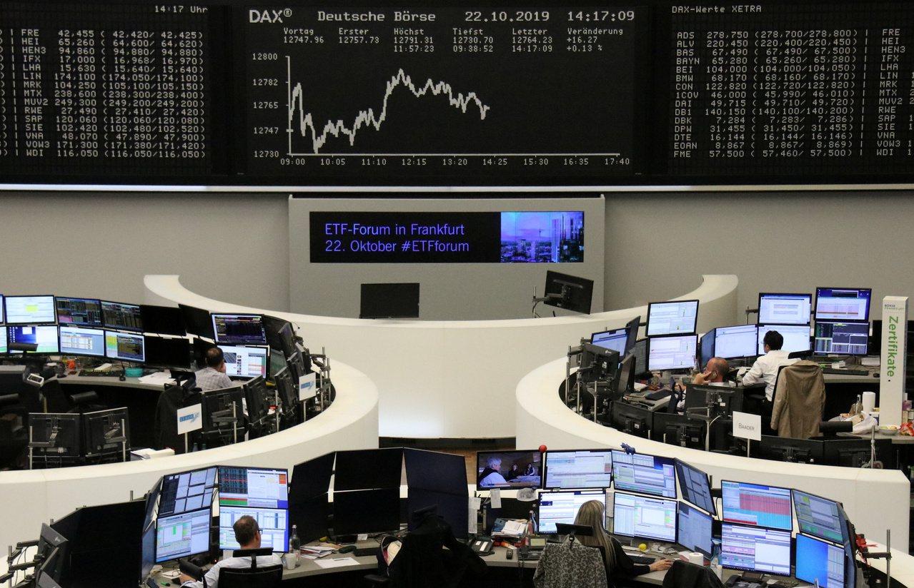 受德儀財測不佳影響,全球晶片類股出現脫手潮,歐股開盤和美股期指皆下跌。 路透