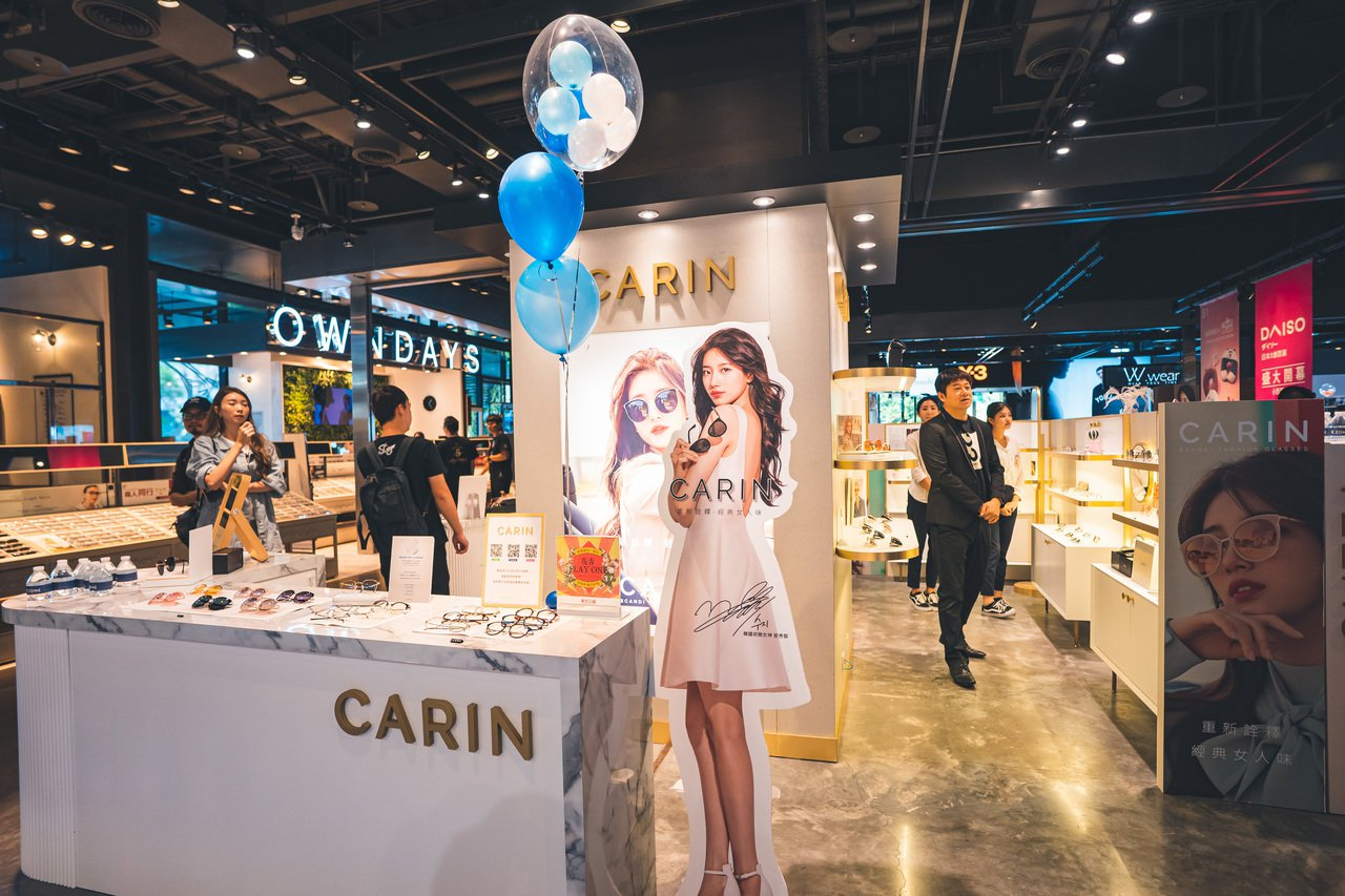 CARIN在韓國是眾多女星愛用的品牌。圖/品牌提供