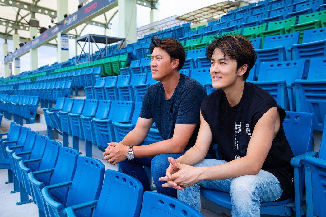 體悟征戰大聯盟長達14年的王建民對棒球的熱愛,吳克群寫出新歌「後勁」。圖/何樂音...