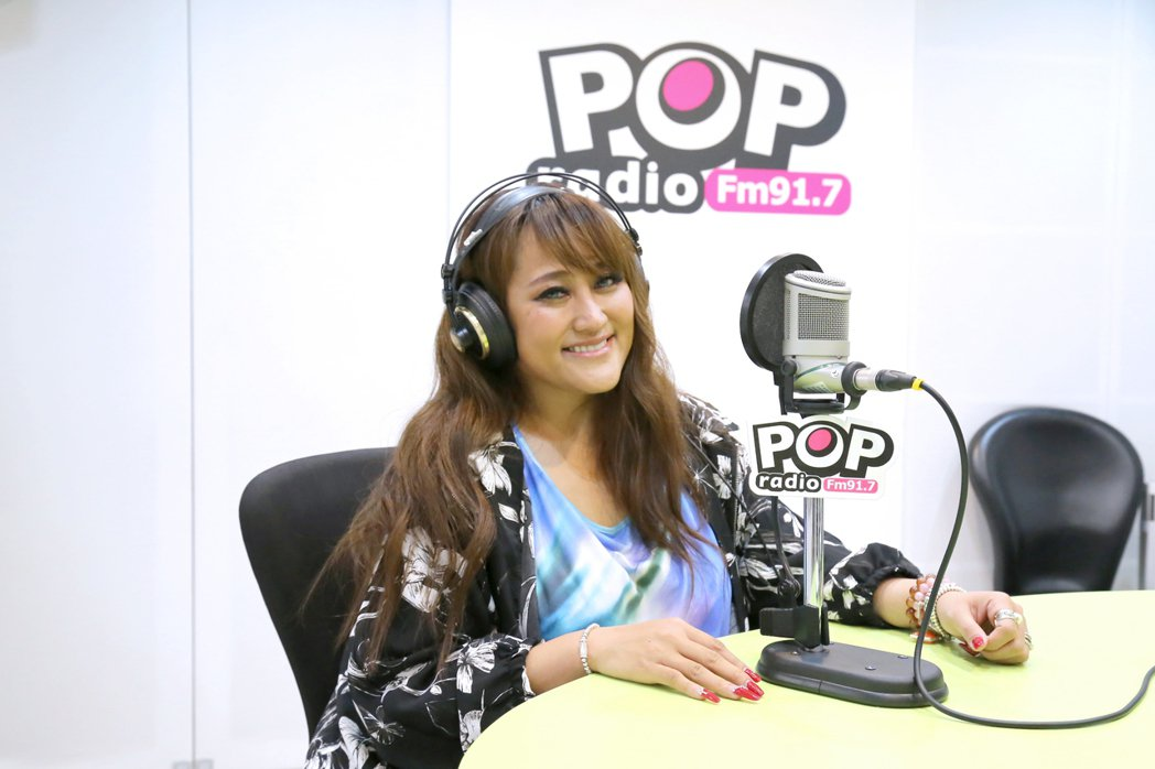家家透露錄製新曲遭瑪莎要求「更性感一點」。圖/POP Radio提供