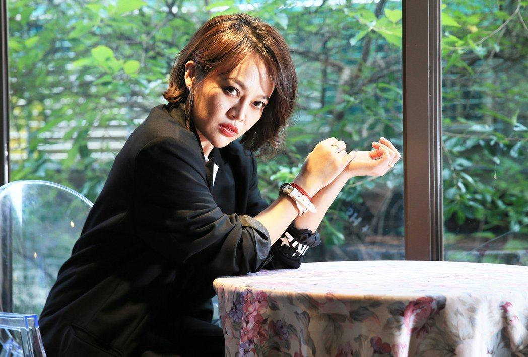 戴愛玲。記者潘俊宏/攝影