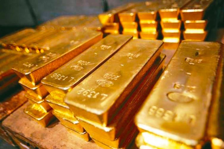 台銀主要向瑞士購買黃金,因為瑞士會挑選成色較好的黃金礦場,信賴度高。圖/聯合報系...