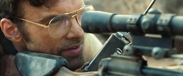 電影 《狙擊獵殺:救援行動》宣稱法國才是狙擊隊始祖。圖/亮點國際提供