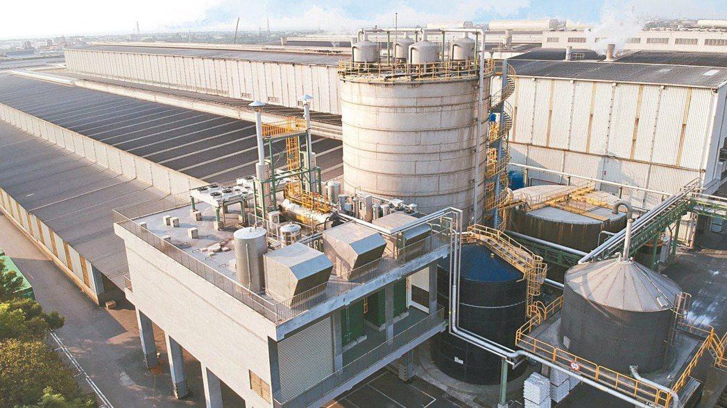 永豐餘啟用全台最大沼氣發電系統。 圖/永豐餘提供