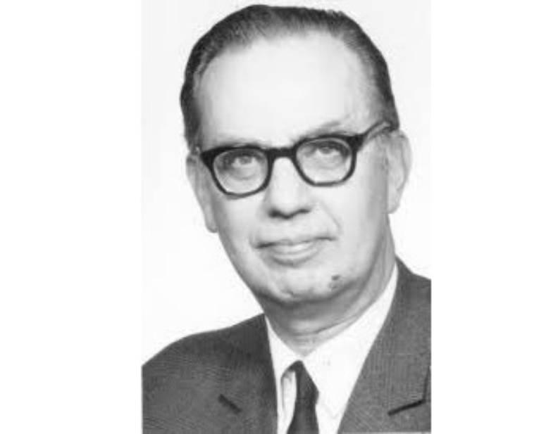 圖/塑膠袋發明者、瑞典科學家斯坦‧圖林(Sten Gustaf Thulin)。...