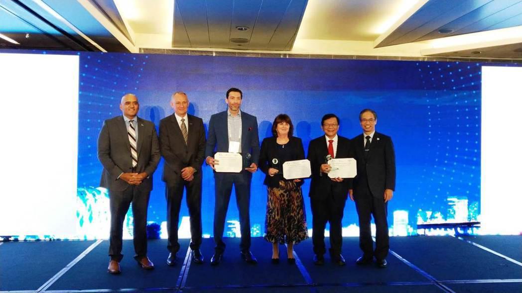 工研院獲頒ITS世界大會亞太區產業成就獎,與美洲PanasonicNorth A...