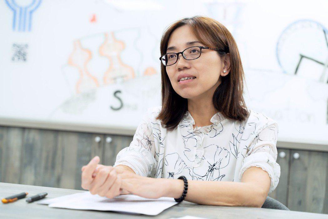 經濟部中小企業處副處長胡貝蒂觀察,企業近年來願意採購社會企業商品與服務的比例日漸...
