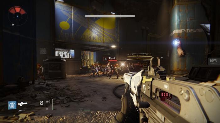 《邊緣禁地》系列的套路影響了後續許多遊戲,比如《天命》
