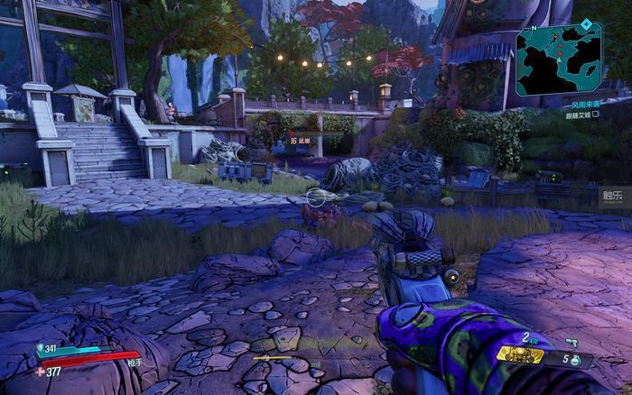 玩家探索的不同星球代表著不同類型的地貌和關卡結構