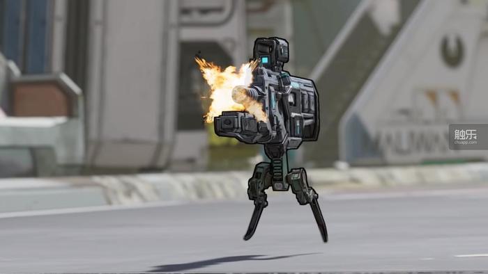 《邊緣禁地2》裡的槍能變手榴彈,3代裡甚至可以拔腿亂跑了