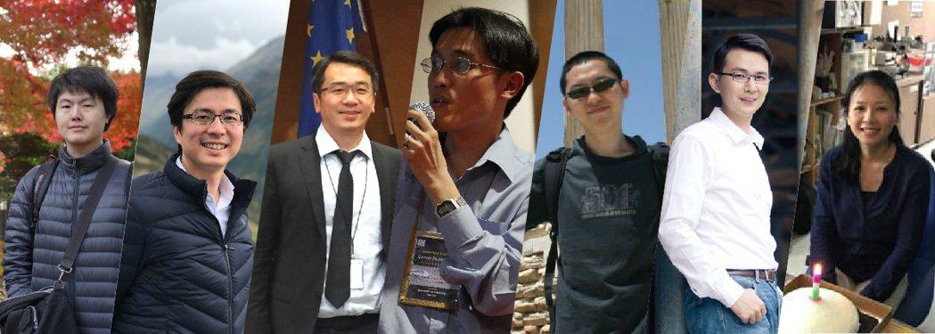 成功大學108年共7位學者,獲頒「吳大猷先生紀念獎」. 成大/提供