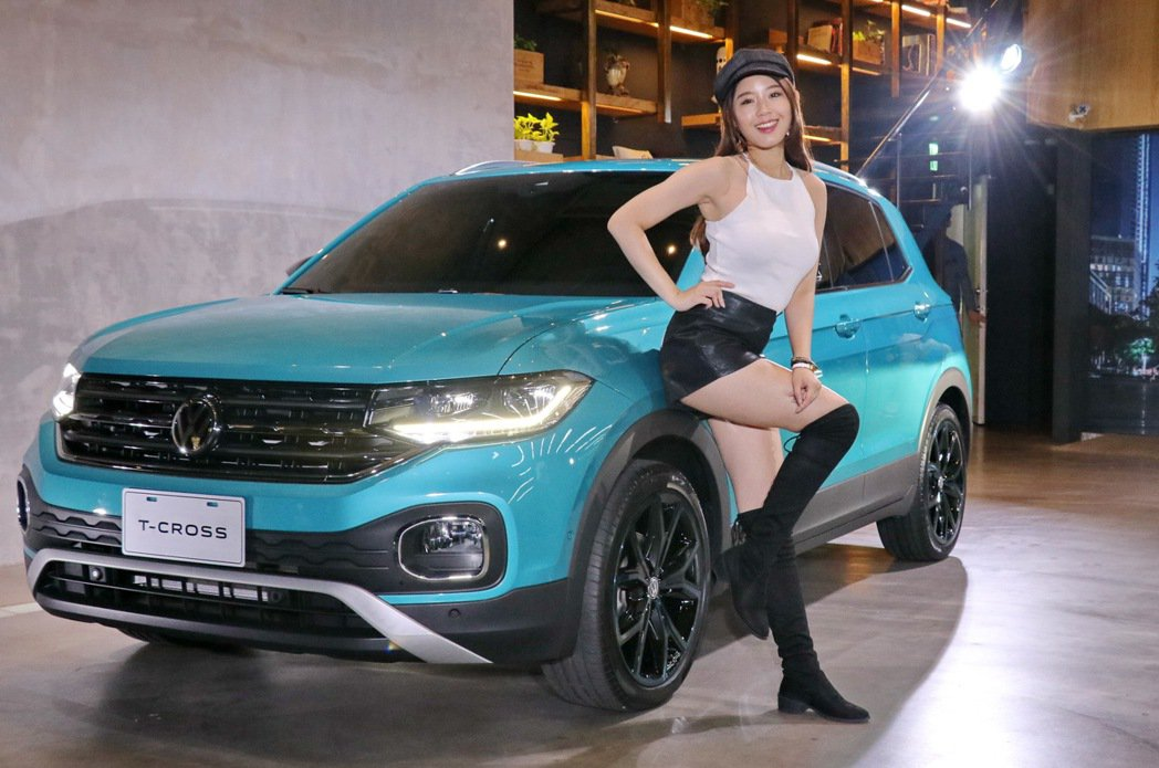 Volkswagen T-Cross的售價將是能否橫掃級距的一大關鍵。 記者陳威...