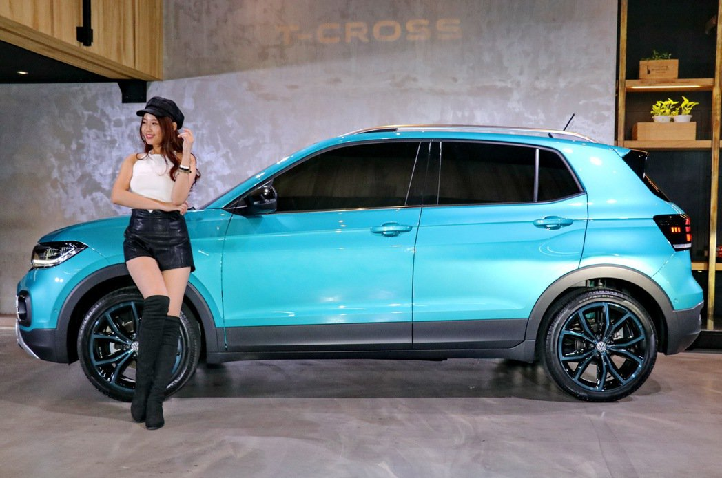 全新Volkswagen T-Cross搭載與VW Polo等車款相同的MQB ...