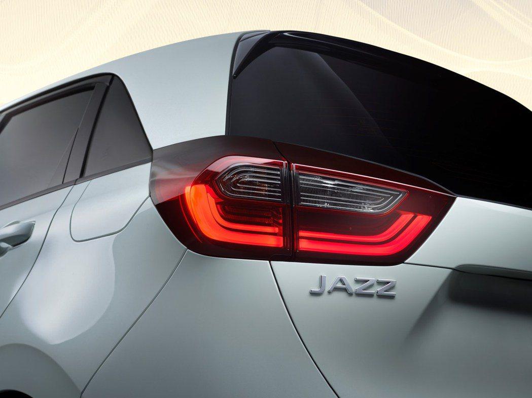 第四代Honda FIT正式發表,歐規車型仍稱作Jazz。 摘自Honda
