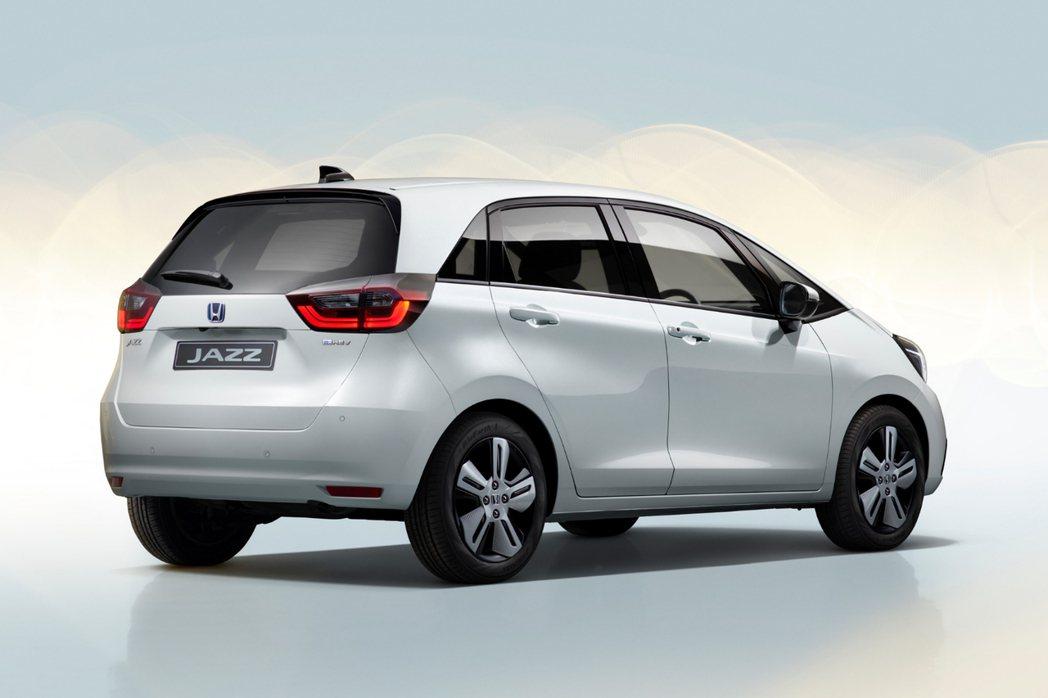 第四代Honda FIT外觀走向變得可愛且平易近人。 摘自Honda
