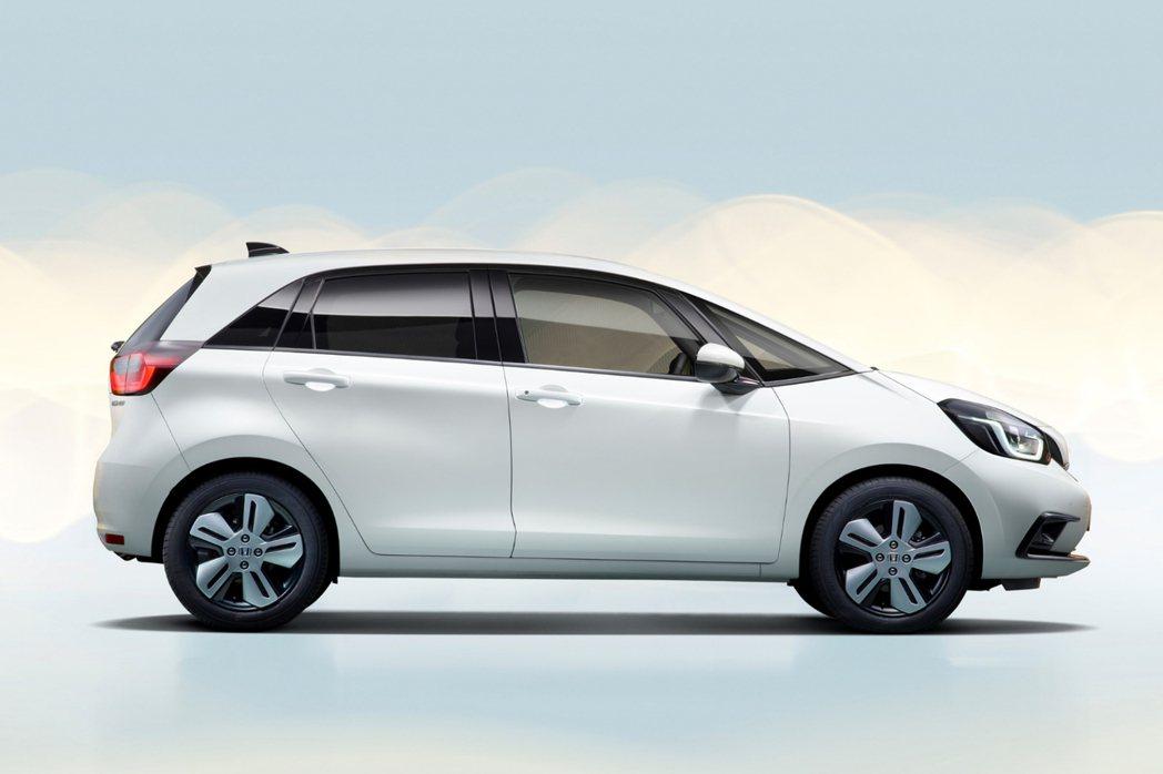 第四代Honda FIT。 摘自Honda