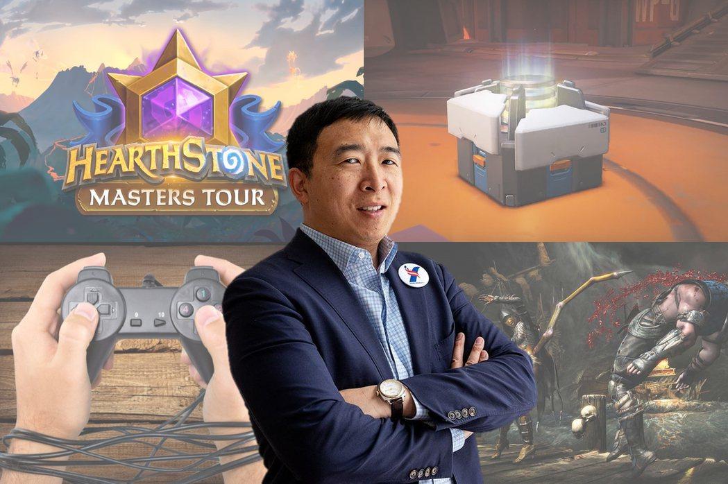 楊安澤針對四項與遊戲有關的議題發表意見,包括:爐石聰哥事件、戰利品箱、遊戲成癮與...