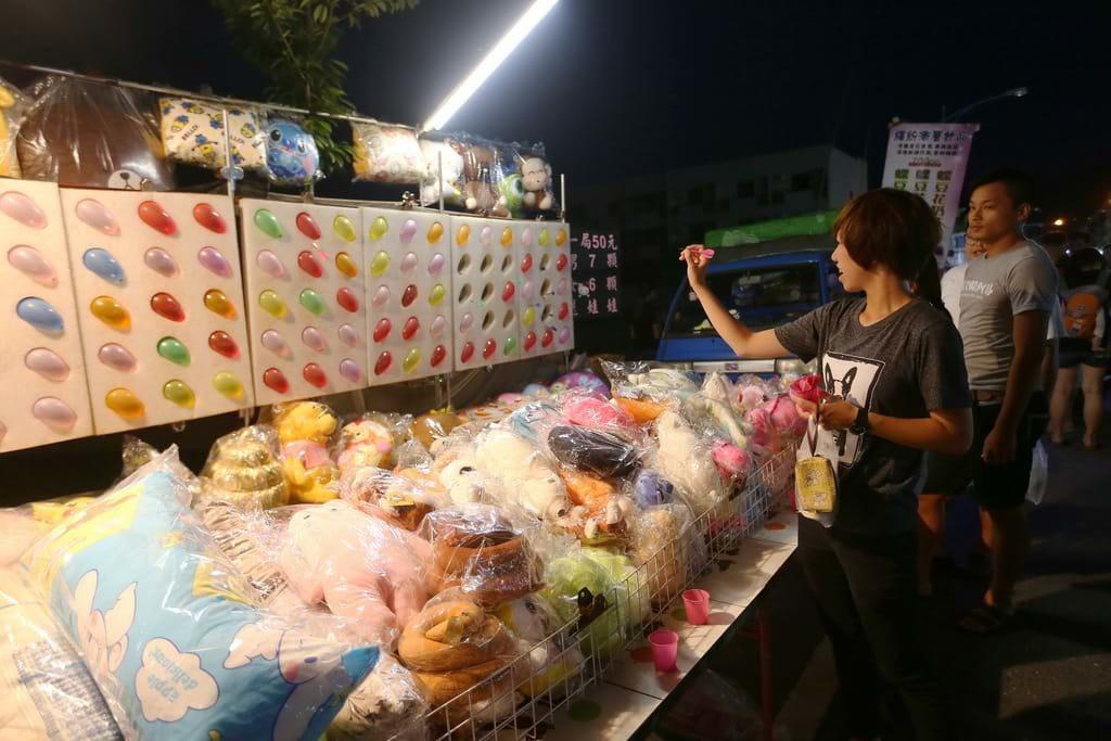 礁溪觀光夜市將有111個小吃美食等攤位,每週五、六、日共三天可逛。圖/取自宜蘭勁...