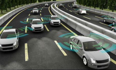 自動駕駛車的發展將有瓶頸 原因竟是中美貿易戰!