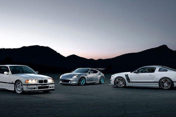 Paul Walker生前珍藏的21輛車 明年初將投入拍賣