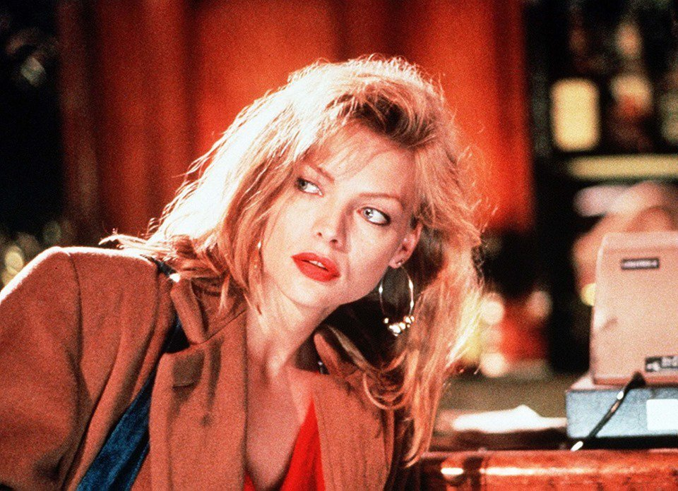 蜜雪兒菲佛在「一曲相思情未了」丰采讓觀眾與影評人都傾倒。圖/摘自imdb