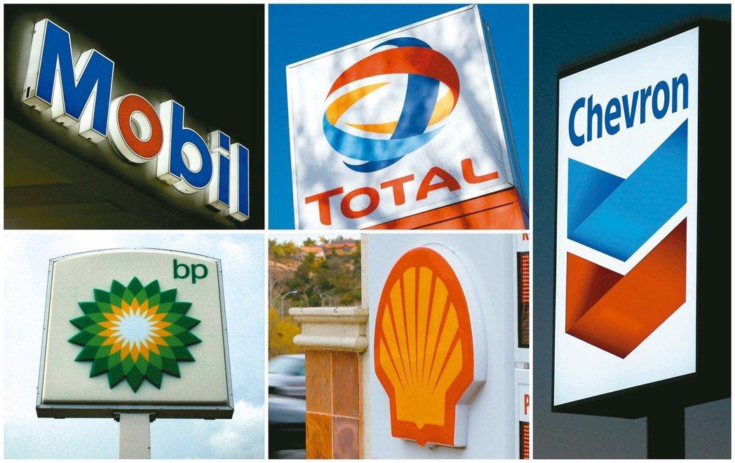 環保組織調查發現,全球五大上市石油公司及油氣業者組織2010年至今共花超過2億5...