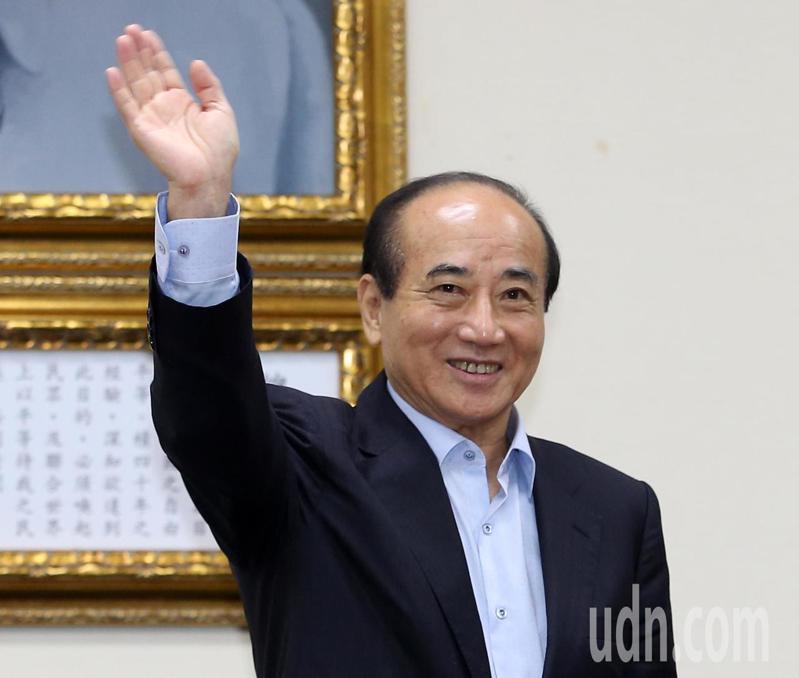 立法院前院長王金平。聯合報資料照片