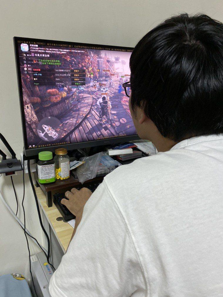 新北市衛生局在官網設立「網路成癮防治專區」。圖/新北市衛生局提供