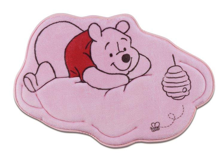HOLA迪士尼系列維尼記憶綿造型踏墊,原價699元、特價499元,共兩款。圖/H...
