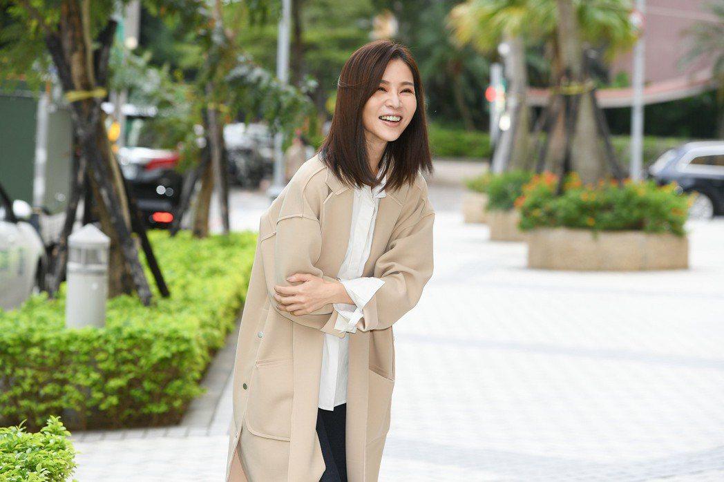 金馬影后謝盈萱很希望和李安合作。圖/三立提供
