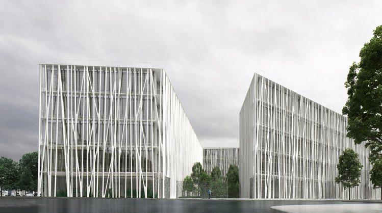 香奈兒在巴黎奧貝維埃大街打造了全新工坊總部,命名為「Le 19M」工坊計畫。圖/...