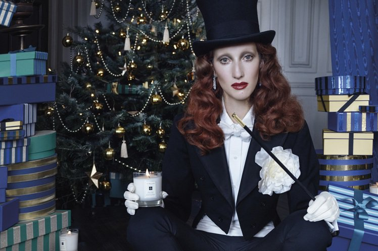 Jo Malone「魔幻香氛」耶誕限量系列將於11月1日起開賣。圖/Jo Mal...
