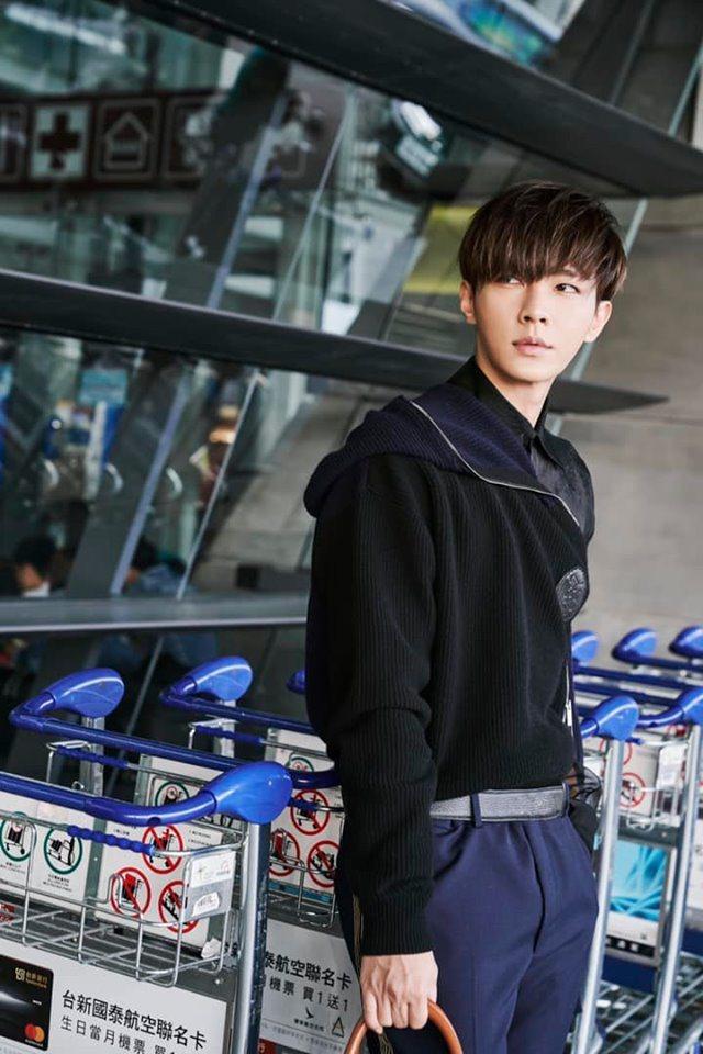 炎亞綸目前人於南韓首爾工作,這也是他約滿後的第一個活動。圖/摘自臉書