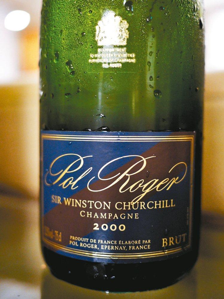邱吉爾爵士應該是上個世紀宣傳香檳的最佳代表人物!Pol Roger香檳為了感念他...