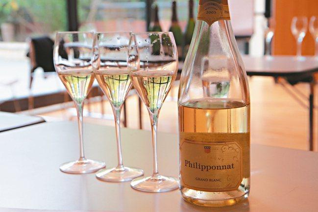 ChampagnePhilipponnat 圖/何信緯