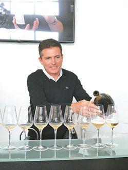 Collard-Picard酒莊產量不大,釀出的香檳卻是乾淨漂亮,非常迷人。 圖...