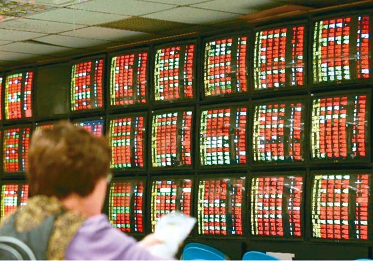 台股今(25)日開高走低。本報系資料照