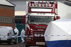 英貨櫃命案遺體運回河內 越政府要警方嚴懲涉案人