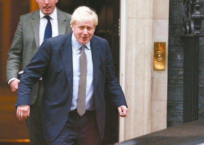 英國首相強生24日宣布,打破英國脫歐僵局的唯一辦法是提前選舉,希望12月12日提前改選國會。 美聯社