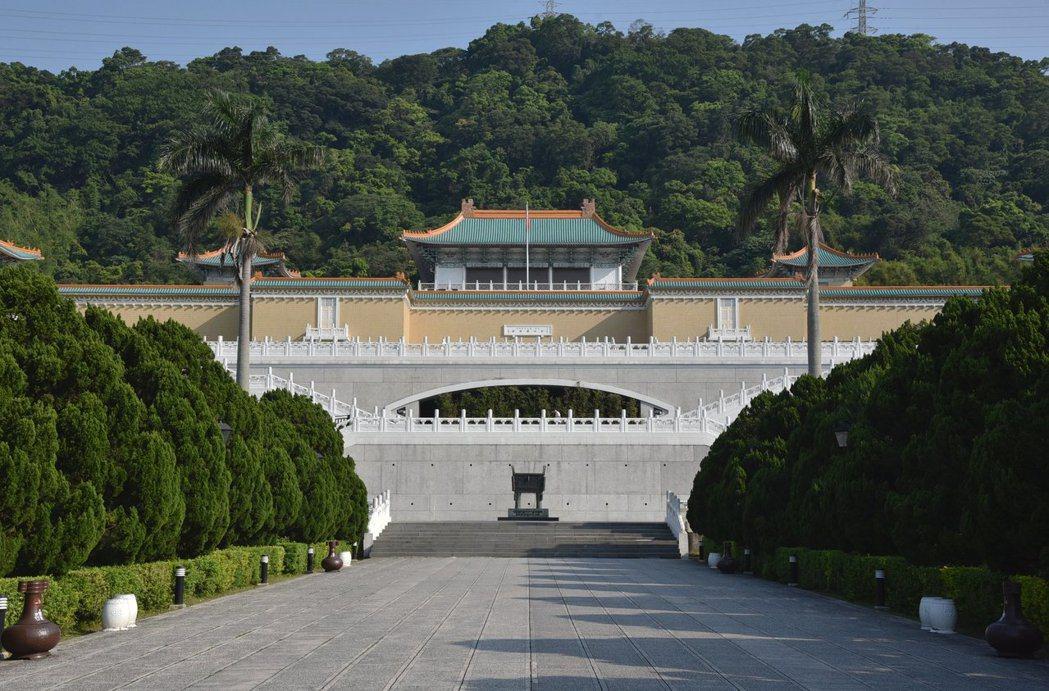 連日來,國民黨總統候選人韓國瑜「故宮一次展」的發言引發軒然大波。 圖/取自國立故宮博物院臉書