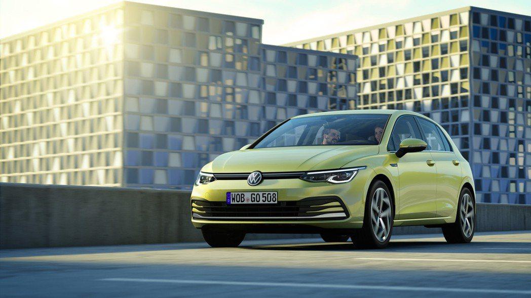 第八代Volkswagen Golf正式發表! 摘自Volkswagen
