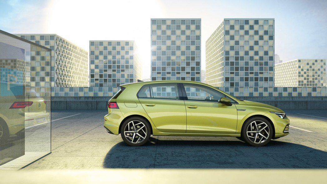第八代Volkswagen Golf的其餘延伸車型將陸續於2020年起推出。 摘...