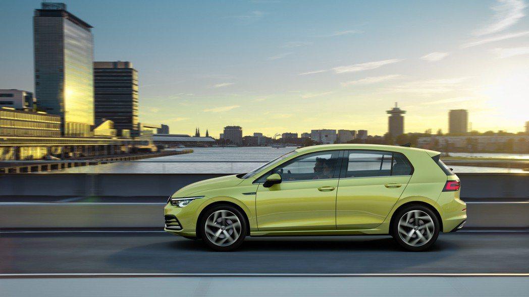 第八代Volkswagen Golf提供了高達11種的動力選擇。 摘自Volks...