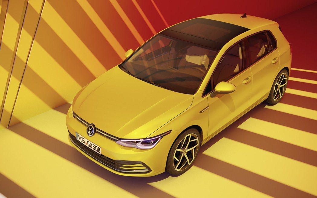 第八代Volkswagen Golf所搭載的TDI引擎,比起前代車型提升了17%...